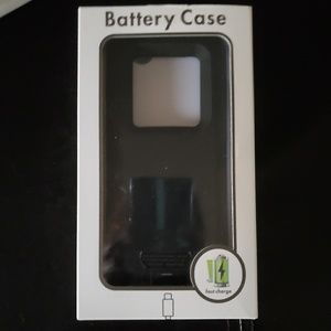 Battery charging case for Samsung S9 plus